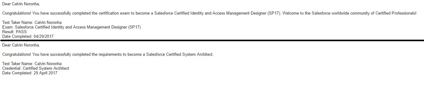 How To Study For And Pass The Salesforce Certified Identity And